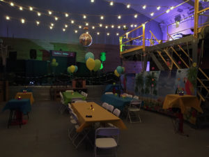 Birthday Party Event space